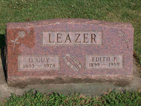 LEAZER, EDITH PEARL - Lee County, Iowa | EDITH PEARL LEAZER