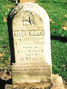 LEFEVRE, ELLEN MARIA - Lee County, Iowa | ELLEN MARIA LEFEVRE