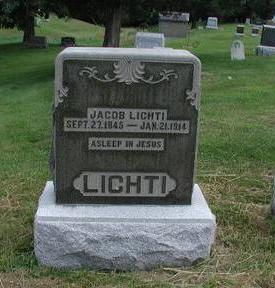 LICHTI, JACOB - Lee County, Iowa | JACOB LICHTI