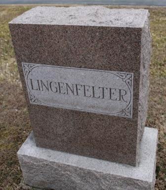 LINGENFELTER, JOHN U. - Lee County, Iowa | JOHN U. LINGENFELTER