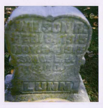 LUNN, WILSON - Lee County, Iowa | WILSON LUNN