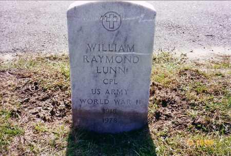 LUNN, WILLIAM RAYMOND - Lee County, Iowa | WILLIAM RAYMOND LUNN