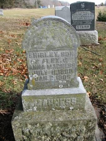 MAGNESS, SHIRLEY - Lee County, Iowa | SHIRLEY MAGNESS