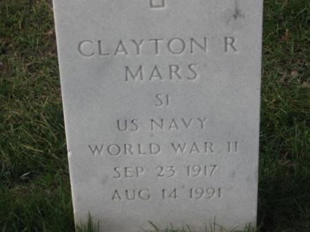 MARS, CLAYTON  R. - Lee County, Iowa | CLAYTON  R. MARS