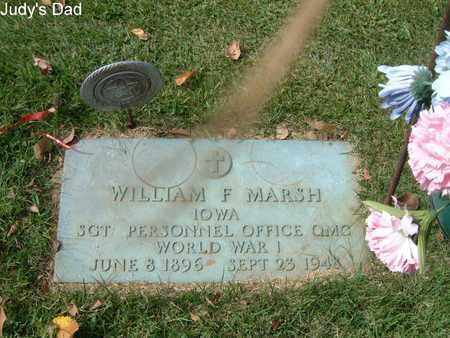 MARSH, WILLIAM - Lee County, Iowa | WILLIAM MARSH