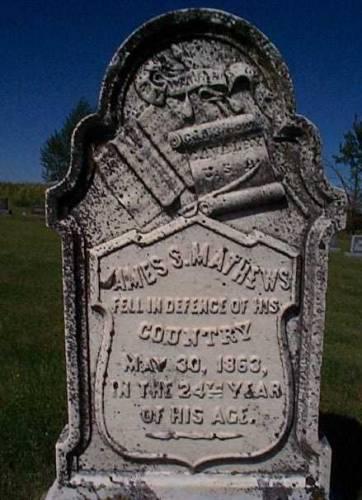 MATHEWS,, JAMES S. - Lee County, Iowa | JAMES S. MATHEWS,