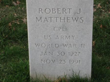 MATTHEWS, ROBERT   J. - Lee County, Iowa | ROBERT   J. MATTHEWS