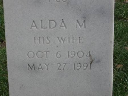 MCCARTY, ALDA  M. - Lee County, Iowa | ALDA  M. MCCARTY