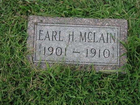 MCCLAIN, EARL - Lee County, Iowa | EARL MCCLAIN