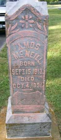 MCNEILL, AMOS - Lee County, Iowa | AMOS MCNEILL
