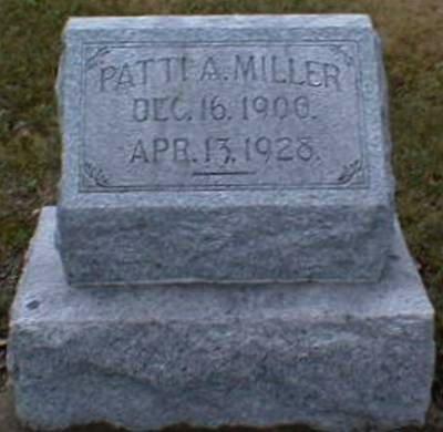 MILLER, PATTI A. - Lee County, Iowa | PATTI A. MILLER