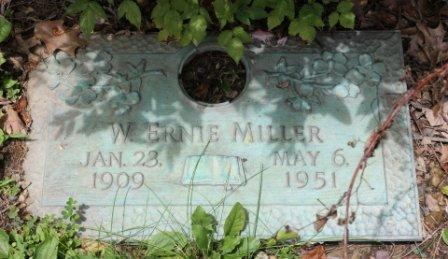 MILLER, WILLIAM ERNIE - Lee County, Iowa | WILLIAM ERNIE MILLER