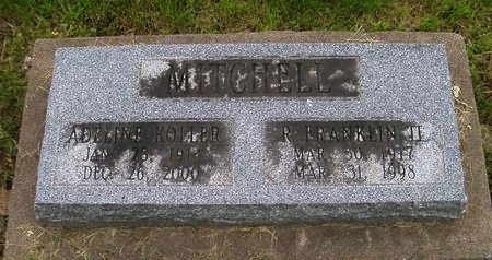 MITCHELL, R. FRANKLIN, II - Lee County, Iowa | R. FRANKLIN, II MITCHELL