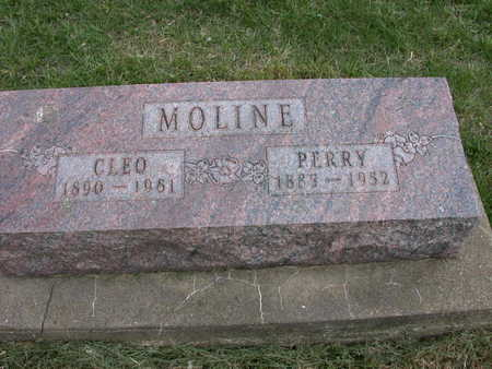 MOLINE, PERRY - Lee County, Iowa | PERRY MOLINE