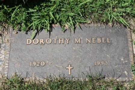 NEBEL, DOROTHY M. - Lee County, Iowa | DOROTHY M. NEBEL