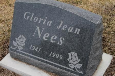 NEES, GLORIA JEAN - Lee County, Iowa | GLORIA JEAN NEES