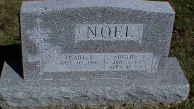 NOEL, ARCHIE V. - Lee County, Iowa | ARCHIE V. NOEL
