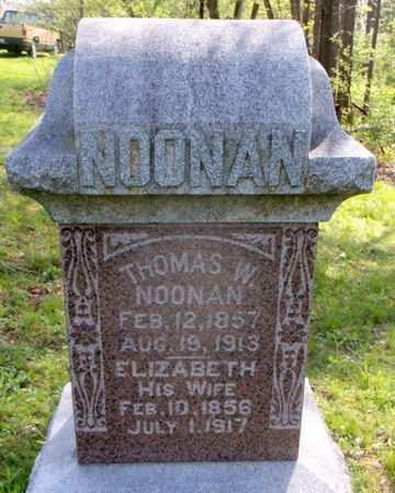 NOONAN, THOMAS  W. - Lee County, Iowa   THOMAS  W. NOONAN