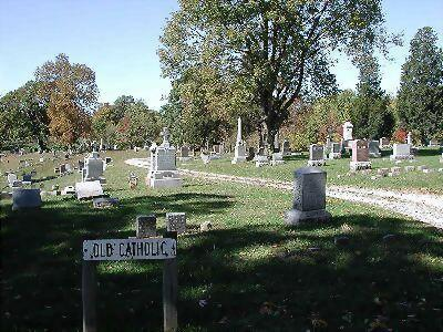 OAKLAND OLD CATHOLIC, CEMETERY - Lee County, Iowa | CEMETERY OAKLAND OLD CATHOLIC
