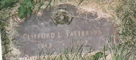 PATTERSON, CLIFFORD L - Lee County, Iowa | CLIFFORD L PATTERSON