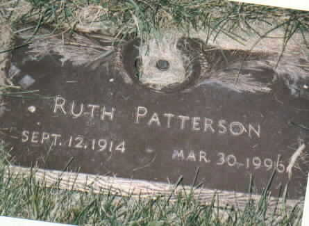 PATTERSON, RUTH - Lee County, Iowa | RUTH PATTERSON