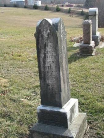 PEARSON, HENRY? & HANNAH - Lee County, Iowa | HENRY? & HANNAH PEARSON