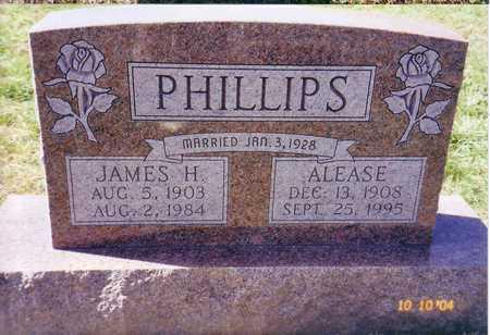 PHILLIPS, HOWARD - Lee County, Iowa | HOWARD PHILLIPS