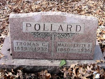 POLLARD, THOMAS & MARGUERITE - Lee County, Iowa | THOMAS & MARGUERITE POLLARD