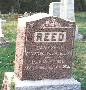 REED, DAVID - Lee County, Iowa | DAVID REED