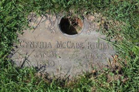 RICHARDS, CYNTHIA - Lee County, Iowa | CYNTHIA RICHARDS