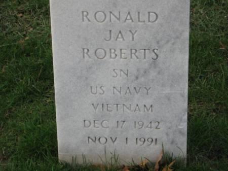 ROBERTS, RONALD  JAY - Lee County, Iowa   RONALD  JAY ROBERTS
