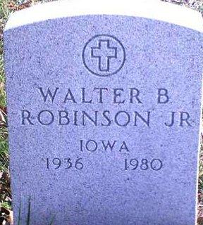ROBINSON, WALTER B. - Lee County, Iowa | WALTER B. ROBINSON