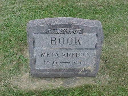 KREBILL ROOK, META - Lee County, Iowa | META KREBILL ROOK