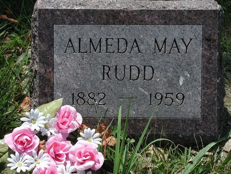 RUDD, ALEMEDA - Lee County, Iowa | ALEMEDA RUDD