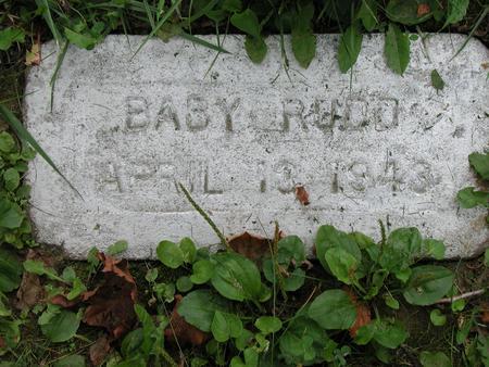 RUDD, BABY - Lee County, Iowa | BABY RUDD