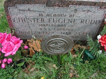 RUDD, CHESTER - Lee County, Iowa | CHESTER RUDD