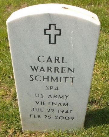 SCHMITT, CARL WARREN - Lee County, Iowa | CARL WARREN SCHMITT