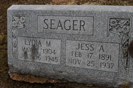 SEAGER, JESS ADONIS - Lee County, Iowa | JESS ADONIS SEAGER