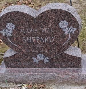 SHEPARD, AUDRA BELL - Lee County, Iowa | AUDRA BELL SHEPARD