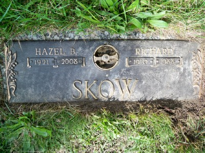 MASON SKOW, HAZEL BERNICE - Lee County, Iowa   HAZEL BERNICE MASON SKOW