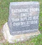 TOMER BROWN SMITH, CATHERINE - Lee County, Iowa | CATHERINE TOMER BROWN SMITH