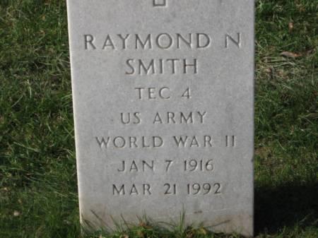SMITH, RAYMOND  N. - Lee County, Iowa | RAYMOND  N. SMITH