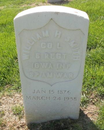 SMITH, WILLIAM H. - Lee County, Iowa   WILLIAM H. SMITH