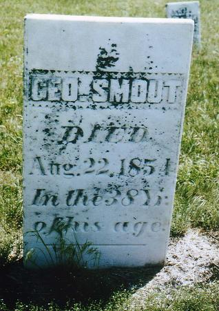 SMOUT, GEORGE - Lee County, Iowa | GEORGE SMOUT