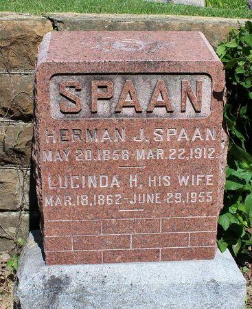 SPAAN, LUCINDA H. - Lee County, Iowa | LUCINDA H. SPAAN