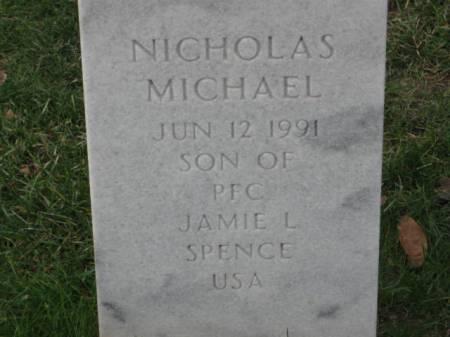 SPENCE, NICHOLAS MICHAEL - Lee County, Iowa | NICHOLAS MICHAEL SPENCE