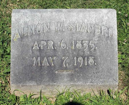 STANBRO, ALMON W. - Lee County, Iowa | ALMON W. STANBRO