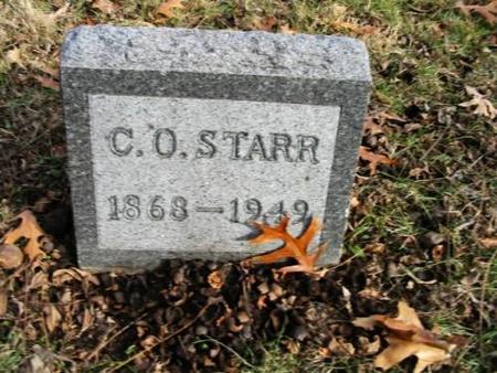 STARR, C.O. - Lee County, Iowa | C.O. STARR