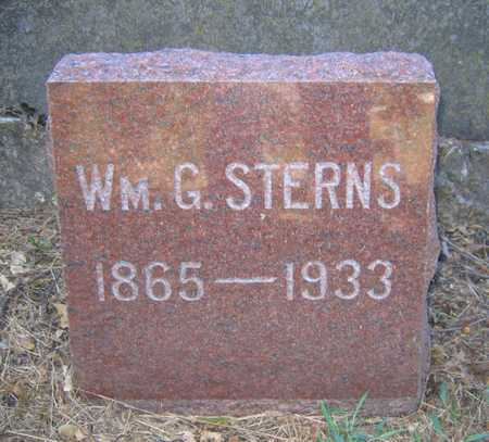 STERNS, WILLIAM GEORGE - Lee County, Iowa   WILLIAM GEORGE STERNS