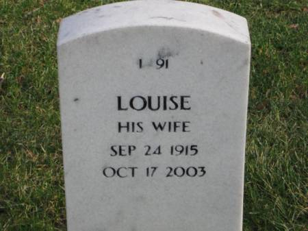 STUTENBERG, LOUISE - Lee County, Iowa   LOUISE STUTENBERG